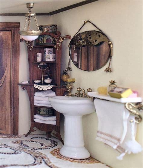miniature dollhouse bathrooms 263 best images about dollhouse miniature bathroom on