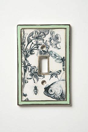 Decoupage Light Switch Covers - decoupage light covers crafty decoupage
