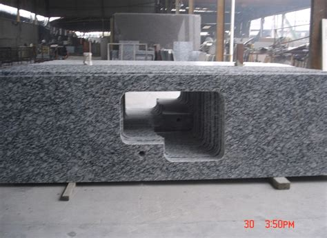 spray for bathroom sell spray white granite vanity tops for bathroom xiamen lianyuxing stone imp exp