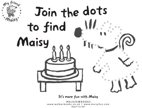 maisy the mouse coloring pages 24 best muis lucy cousins images on pinterest cousins