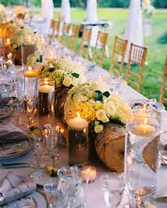 rustic table centerpieces 42 cool camo wedding ideas for country style enthusiasts