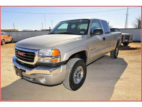 2006 gmc 2500hd specs 2006 gmc 2500hd sle extended cab data info and