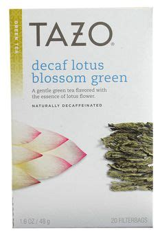 Tazo Lotus Decaf Green Tea 1000 Images About Tea Time On Teas Green