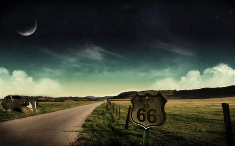 classic road wallpaper route 66 wallpapers wallpaper cave