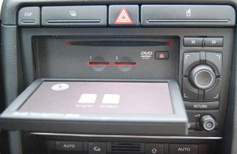 Audi A4 Radio by Audi Navigation Plus Radio Z Navigacją W Audi A4 B7 2006