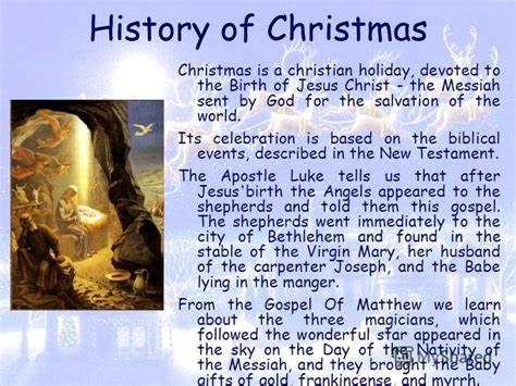 the history of christmas christmas decore