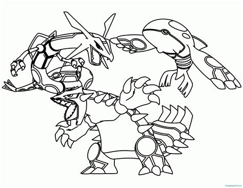 Legendary Pokemon Coloring Pages Coloring Pages For Kids Legendary Coloring Page