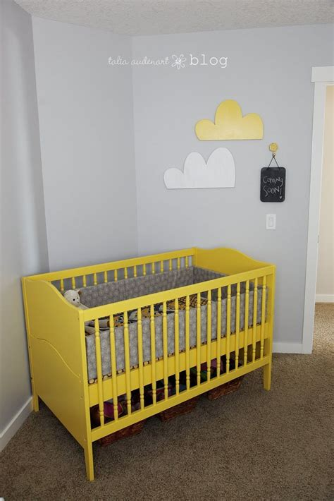 Yellow Baby Crib Best 25 Yellow Crib Ideas On Painted Cribs Elephant Crib Bedding And Cot Bedding