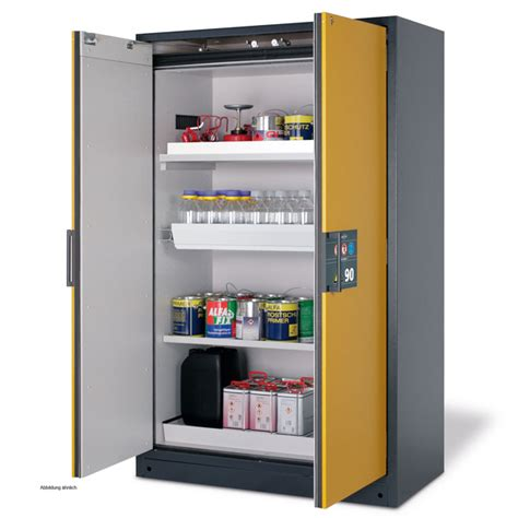asecos safety storage cabinet q classic 90 120 cm 2 502 30