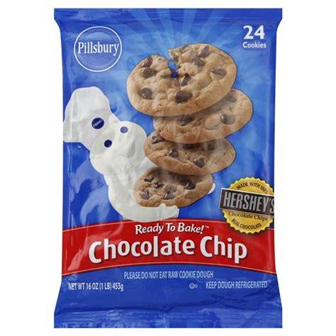 pillsbury cookies pillsbury ready to bake cookies chocolate chip be my