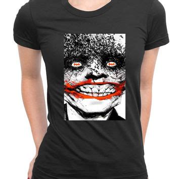 T Shirt Batman Enemy shop batman joker t shirt on wanelo