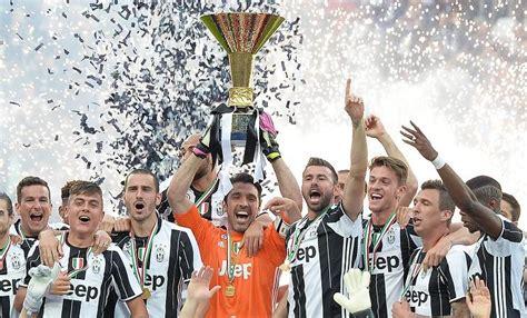 Calendario Serie A Juve Calendario Juventus 2016 2017 Date Anticipi Posticipi