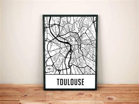 Et Cadres Toulouse by Cadre Map De Toulouse D 233 Coration Tendances Blook
