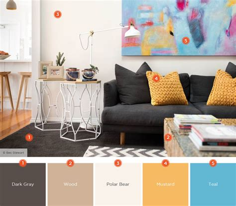 color scheme ideas 20 inviting living room color schemes ideas and