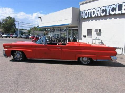 Sale Carseat Cocolatte 800e Exclusive 1958 lincoln continental iii convertible pw pb power seat roof solid platform