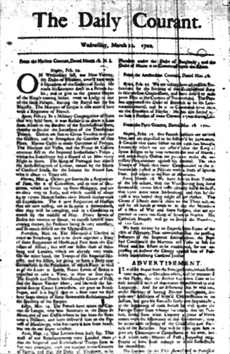 imagenes english newspaper file the daily courant png wikimedia commons