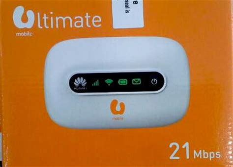 Wifi Umobile Umobile U Mobile 21mbps 3g Wifi Mifi Router Wireless Modem Selangor End Time 11 4 2014 9 15 00