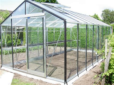 serre de jardin en verre 2804 serre de jardin aluminium largeur 3 00 m verre martel 233