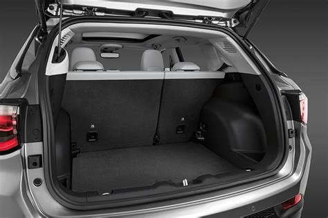 jeep compass 7 seater 2017 jeep compass boot autobics