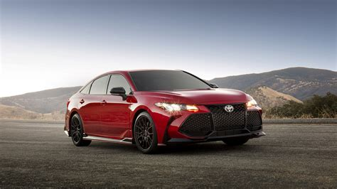 2020 Toyota Avalon by 2020 Toyota Avalon Trd Wallpapers Hd Images Wsupercars