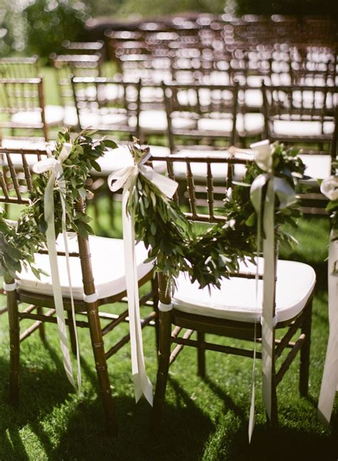 outdoor wedding aisle elizabeth designs outdoor chair decorations wedding modern patio outdoor