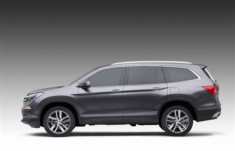 2016 honda pilot unveiled at chicago auto show autonation drive 2017 2015 chicago auto show 2016 honda pilot unveiled
