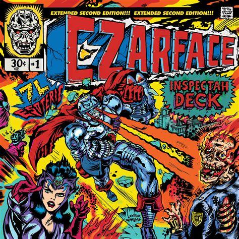 Esoteric Czarface Vinyl - inspectah deck 7l esoteric s quot czarface quot re released 7