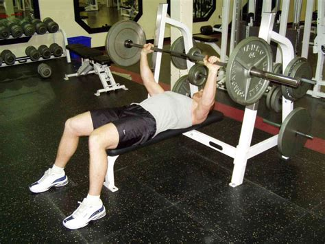 bench press picture push ups or bench press train body and mind
