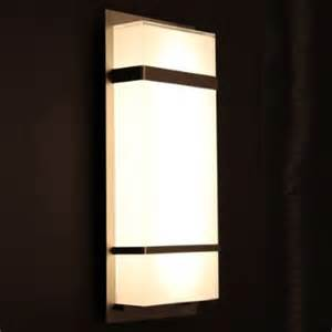 Led Wall Sconce Fixtures Phantom Indoor Outdoor Led Wall Sconce By Modern Forms At Lumens