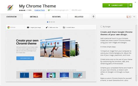 make your own themes for google chrome create your own theme on google chrome techenol how to