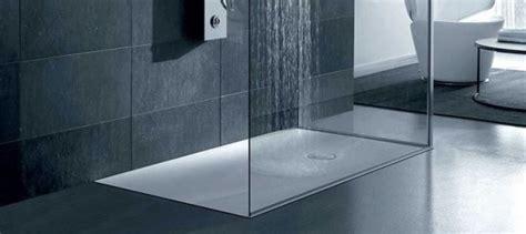 piatto doccia raso pavimento doccia filo pavimento pro e contro bagnolandia