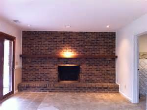 our diy fireplace facelift merenghi