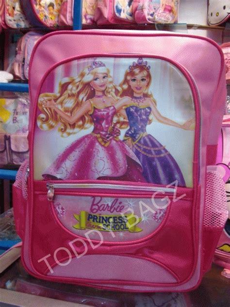 Tas Anak Minmie Princess jual tas sekolah anak sd princess toddy bagz