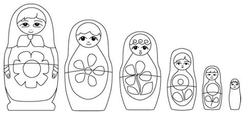 russian boy coloring page the nesting doll that took a fall