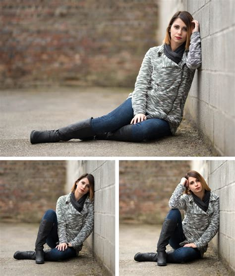 Pose De Modele Photo