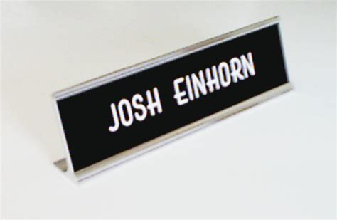 name tags for desks pin desk name tags on