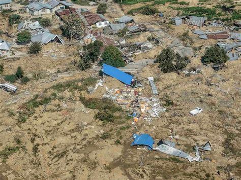 tsunami palu death toll rises to 832 after m7 5 earthquake