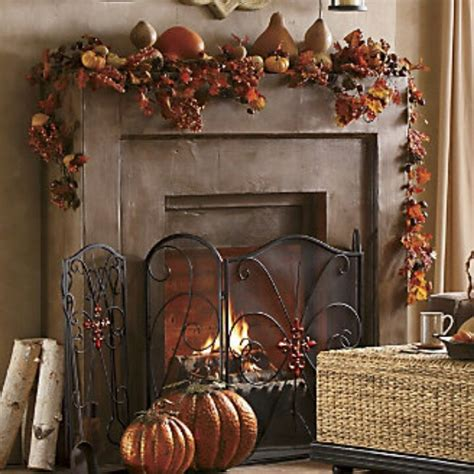 fall decor by country door country