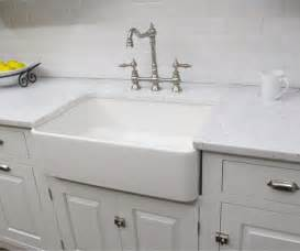 fireclay butler large kitchen sink contemporary kitchen sinks by overstock