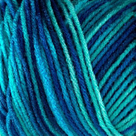 yarn color chart variegated saver economy yarn macaw discount