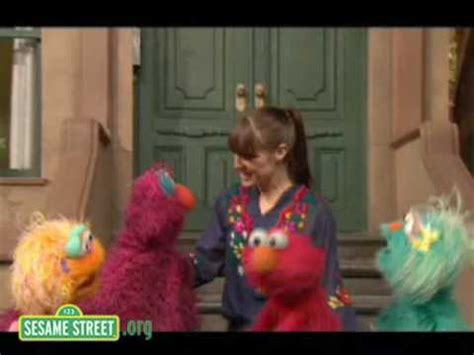 only had a brain commercial who sings it quot sesame street feist sings 1 2 3 4 quot it is likely only