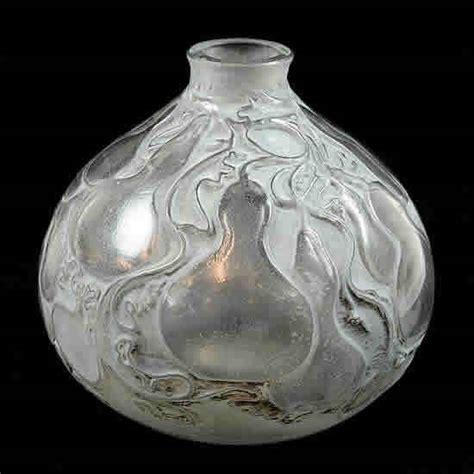 Rene Lalique Vases by Rene Lalique Courges Vase Rlalique