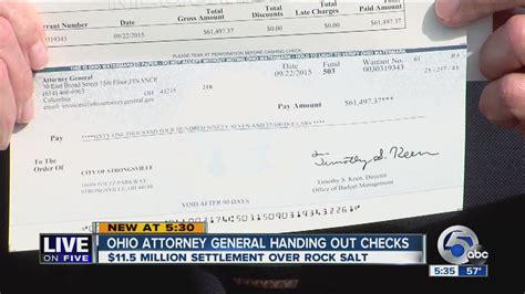 V Background Check Settlement Rock Salt Settlement Checks