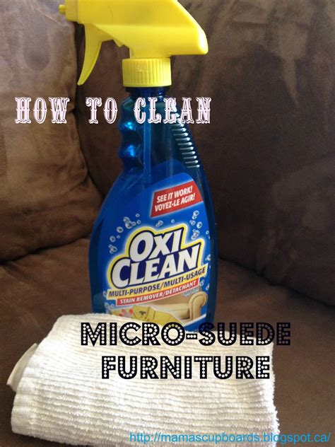 spot clean micro suede furniture cleaning hacks cleaning microfiber couch house