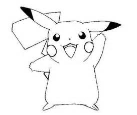 pikachu coloring pages pikachu 3 coloring crafty