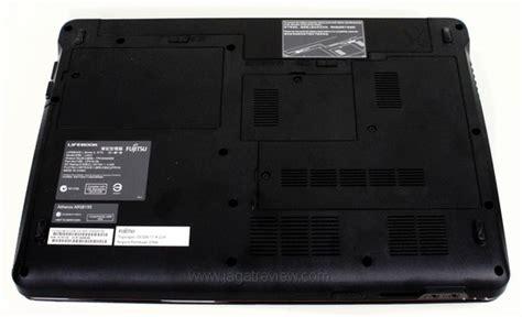 Lcd Fujitsu Lh531 review fujitsu lifebook lh531 desain dan warna yang