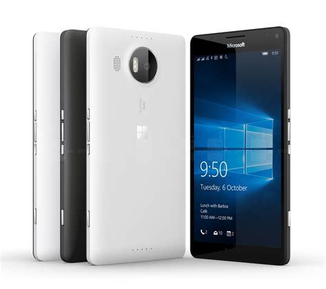 Microsoft Lumia Wp 10 microsoft เป ดต ว lumia 950 lumia 950xl แล วอย างเป นทางการ พฤศจ กายนน เจอก นแน นอน specphone