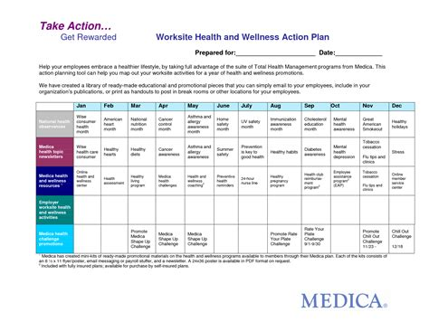 Wellness Plan Template Choice Image Template Design Ideas Wellness Plan Template