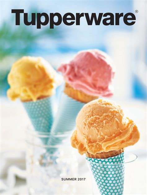 Tupperware Summer usa summer 2017 tupperware catalog by mytwpage issuu