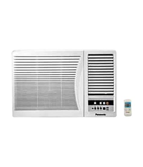 Ac Panasonic 1 2 Pk Alowa panasonic 1 5 ton 2 uc1814ya window air conditioner white price in india buy panasonic 1
